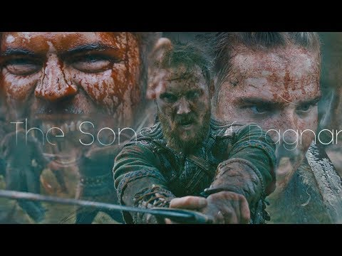 (Vikings) | The Sons of Ragnar [Bjorn,Ivar,Ubbe,Hvitserk]