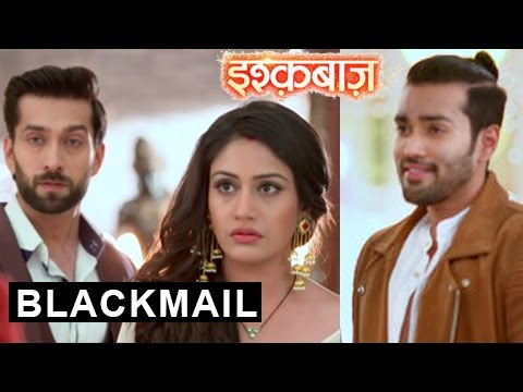 Daksh Blackmails Shivaay To Misbehave with Anika |