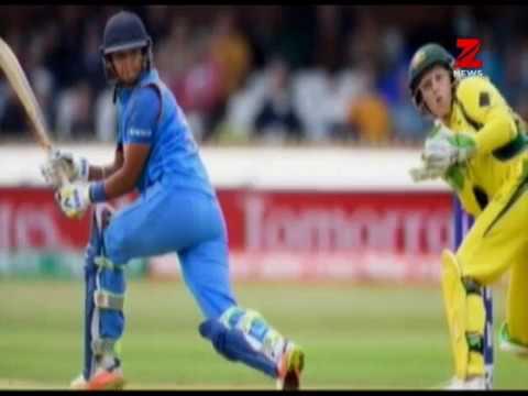 Women's Cricket World Cup: India reaches final, Harmanpreet Kaur hits a massive 171 (видео)