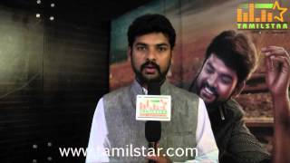 Vimal at Oru Oorla Rendu Raja Audio Launch