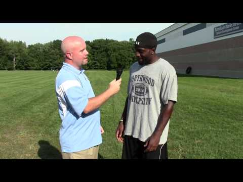 Northwood Football - 10 Interviews In 10 Days - Corinthian Gray