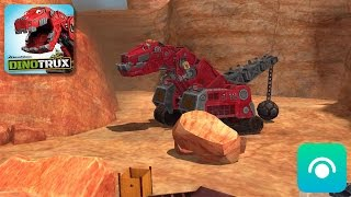 Video Dinotrux: Trux It Up - Gameplay Walkthrough (iOS, Android) MP3, 3GP, MP4, WEBM, AVI, FLV Desember 2017