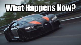 So Bugatti Sort of Hit 300 MPH by Super Speeders