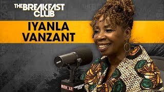 Video Iyanla Vanzant On Changing Lives, Mending Her Relationship With Oprah + More MP3, 3GP, MP4, WEBM, AVI, FLV September 2018