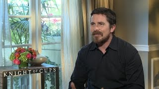 Nonton Christian Bale on 'Knight of Cups' and the Process of Working with Terrence Malick Film Subtitle Indonesia Streaming Movie Download