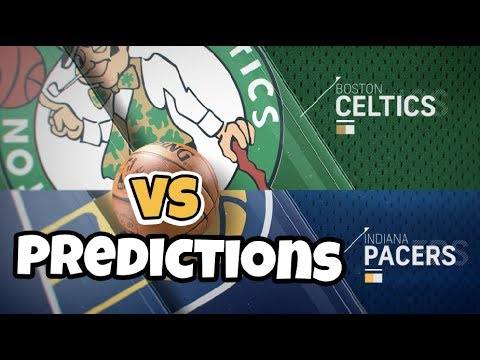 NBA Playoffs 1st Round Predictions Boston Celtics vs Indiana Pacers