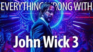 Everything Wrong With John Wick 3: Parabellum by Cinema Sins