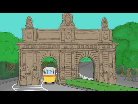 Marco the Malta Bus Theme Song in English