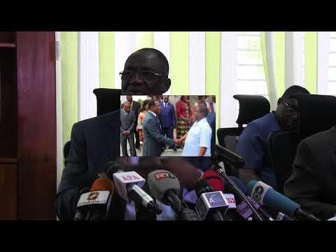 COTE D'IVOIRE: Municipales et Régionales, Fraude du logo PDCI-RDA par le RHDP – Parti unifié