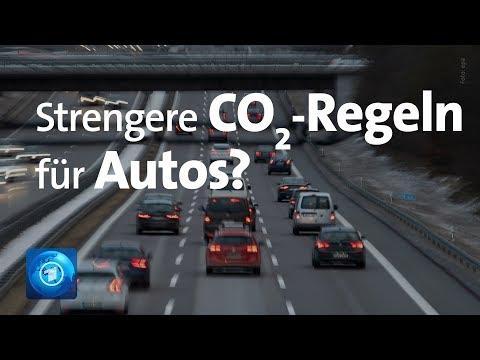 Klimaschutz: Strengere CO2-Regeln für Autos?