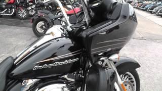 8. 689704 - 2012 Harley Davidson Road Glide Ultra FLTRU - Used Motorcycle For Sale