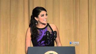 Video Cecily Strong complete remarks at 2015 White House Correspondents' Dinner (C-SPAN) MP3, 3GP, MP4, WEBM, AVI, FLV April 2018