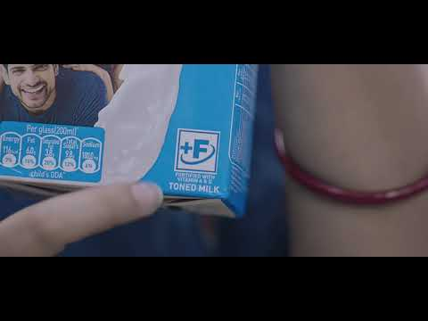 +F Fortified Food, Featuring - Telugu Video