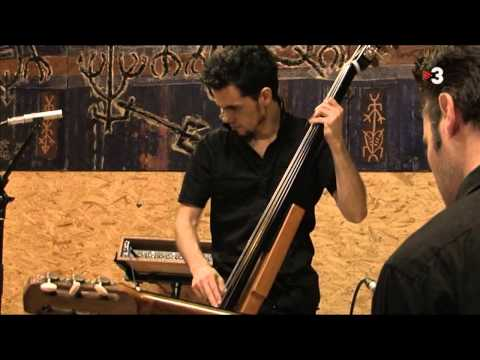 "Biel Ballester Trio - "" Atomic Gypsyswinging! """