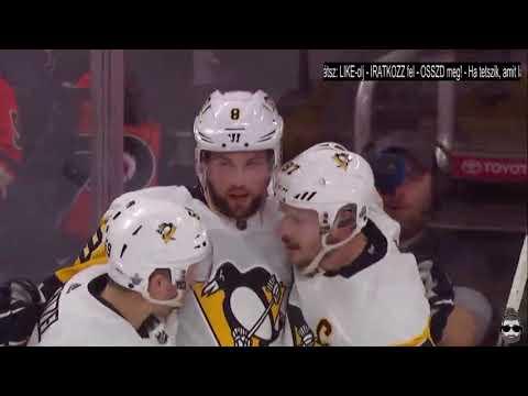 Pittsburgh Penguins vs Philadelphia Flyers - NHL Playoff 2018 - Round 1 - Game 3