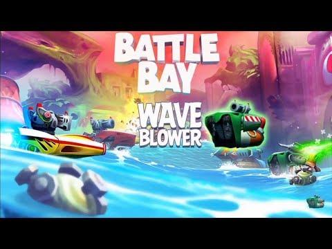 Battle Bay with Waveblower | Speeder Gameplay