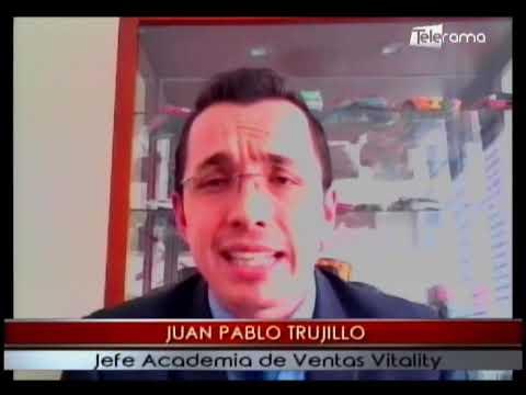 App Vitality Ecuador monitorea actividad física y premia