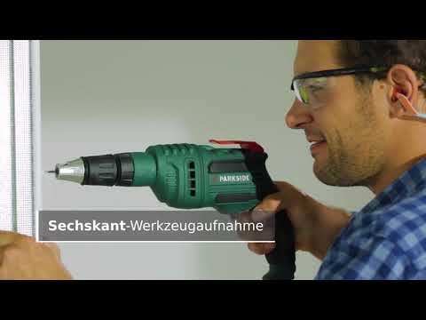 Produktvideo | Trockenbauschrauber PTBS 520 A1 | Lidl lohnt sich