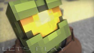Minecraft Halo 5 Trailer (Achievement Hunter Fanimation)