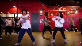 220 - Kaylon Hallman | Masterclass with CJ Salvador | Millennium Dance Complex