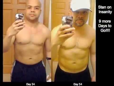 How Insanity Workout Changed The Life Of One Man…