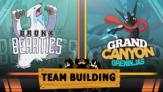 Bronx Beartics - Team Building for the Grand Canyon Greninjas [UCL S2W10] by PokeaimMD