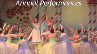 Portsmouth School of Ballet Promo
