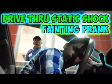  Drive Thru Static Shock Fainting Edition 