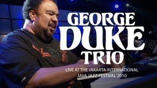 "Video George Duke Trio ""It's On"" Live at Java Jazz Festival 2010 MP3, 3GP, MP4, WEBM, AVI, FLV Februari 2019"