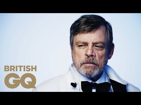 Mark Hamill Talks Star Wars With British GQ