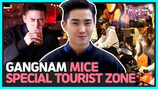 Gangnam MICE Special Tourist Zone (강남 MICE 관광특구 여행)