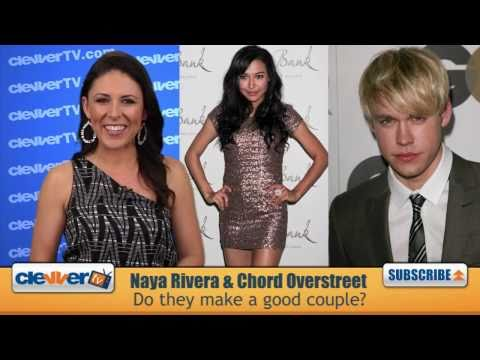 Are Glee's Naya Rivera & Chord Overstreet A Couple?