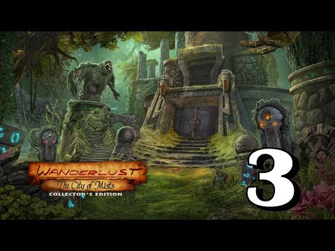 Let's Play - Wanderlust 2 - The City of Mists - Part 3