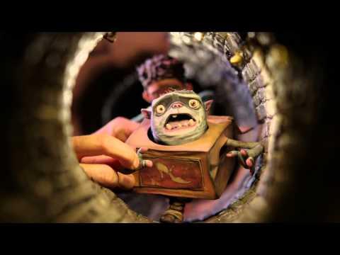Preview Trailer Boxtrolls - Le scatole magiche