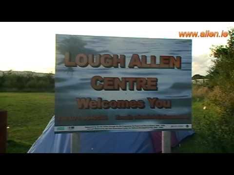 Video of Lough Allen Centre