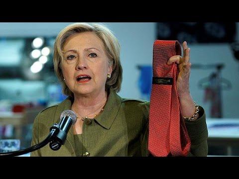 ΗΠΑ: Διαξιφισμοί Ντόναλντ Τραμπ και Χίλλαρυ Κλίντον για τους φόρους