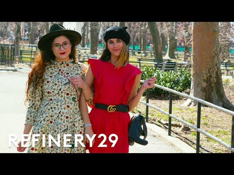 Lucie Fink Learns Fashion Bloggering From Noelle Downing | Lucie Fink Take Over Week | Refinery29