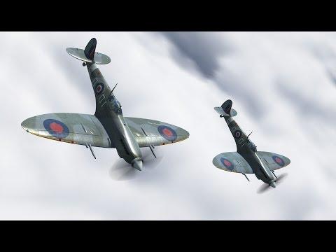 DCS: Spitfire L.F. Mk IX - Blood, Toil, Tears & Sweat