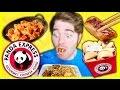 TASTING PANDA EXPRESS FOODS
