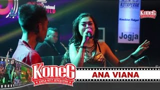 KONEG LIQUID feat Ana Viana & Tete Galaga - Bahtera Cinta [Dangdut Koplo Version Cover] [LIVE 2015]