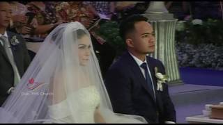Video 8 April 2017 Pemberkatan Pernikahan Kami (Momo & Caca) || Sakral dan Haru MP3, 3GP, MP4, WEBM, AVI, FLV Maret 2019