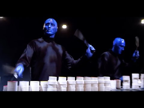 Blue Man Group - The Forge