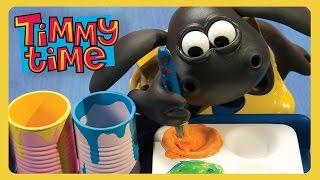 Video Timmy Time - Тимми, художник [Timmy the Artist] MP3, 3GP, MP4, WEBM, AVI, FLV Februari 2019