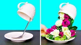 17 CUTE DIY HOME SPRING DECOR IDEAS