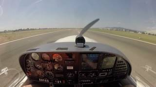 Houssen France  city images : IFR Flight from LFQB to LFGA in a DA40