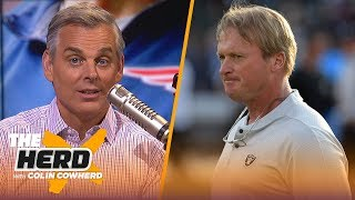 Colin Cowherd lists 5 predictions for the 2019 NFL Draft | NFL | THE HERD by Colin Cowherd