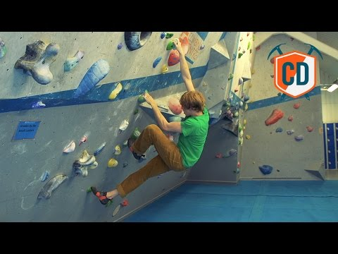 How To Improve Your Footwork With Louis Parkinson | EpicTV Climbing Daily, Ep. 576