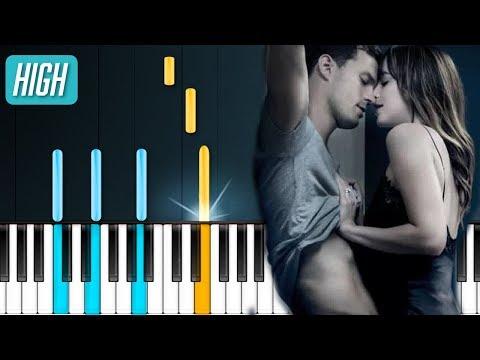 видео игры на фортепиано - High (ft. Whethan - OST Fifty Shades Freed)