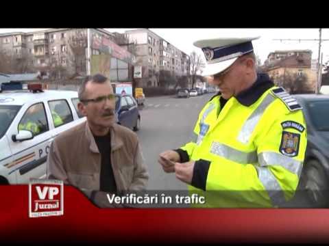 Verificări în trafic