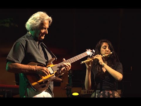 John McLaughlin – My Favorite Things (Live at Berklee Valencia Campus)